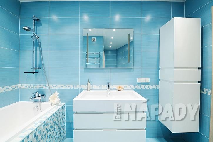 Moderní koupelnový nábytek