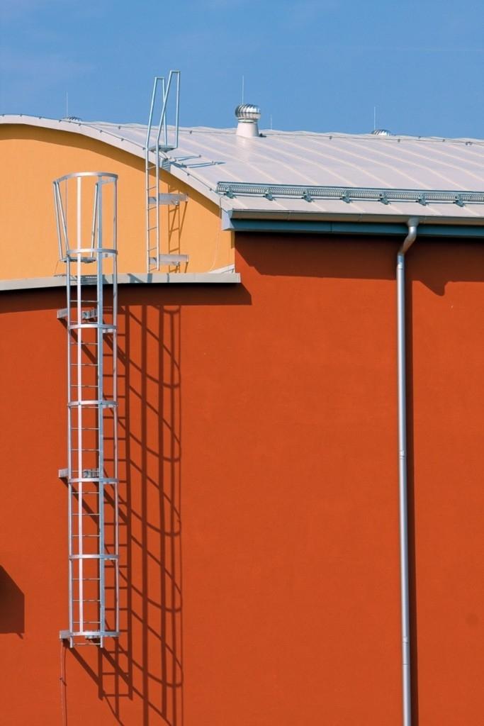 Ucelené systémy bezpečnostních prvků střech od Lindabu: sněhu se bát nemusíte