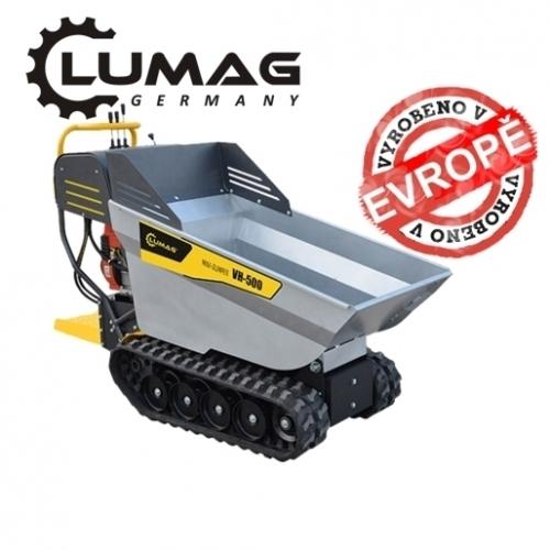 Lumag Germany Profi minidumper Lumag VH500 PRO D