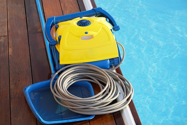Bazénové vysavače jsou praktičtí pomocníci