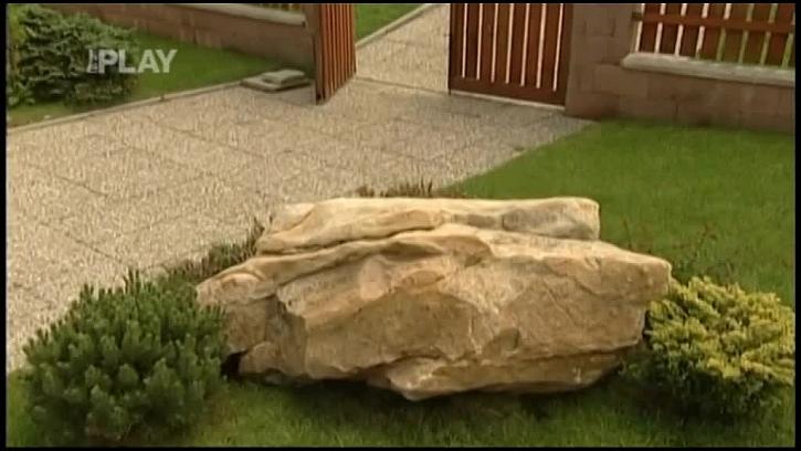 Jsou kameny v zahradě pro okrasu nebo pro zlost? (Zdroj: Prima DOMA)