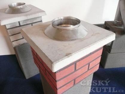 Betonové lehčené komíny BLK – kvalitně a bez kompromisů