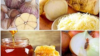 Nejspolehlivější bacilobijci: Křen, česnek, cibule amed vás provedou i chřipkovou epidemií ve zdraví