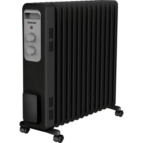 SENCOR SOH 3313BK olejový radiátor černý