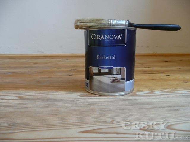 Olejování dřevěných parket – tipy a rady