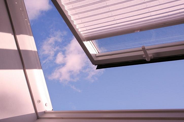 Pro vyklápěcí okno také můžete opatřit vhodnou síť proti hmyzu