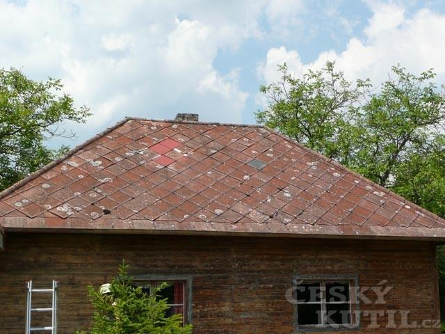 Střechy a střešní krytiny – 2. díl: vláknocementová krytina