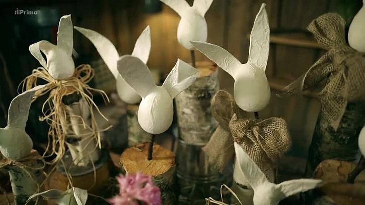Vychytávky Ládi Hrušky (1): Březový zajíc