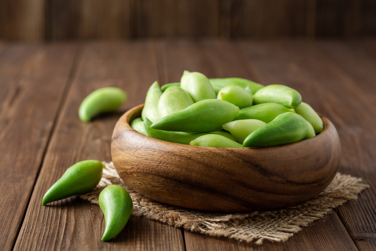 Ačokča: Exotické plody můžete pěstovat ina vlastní zahradě