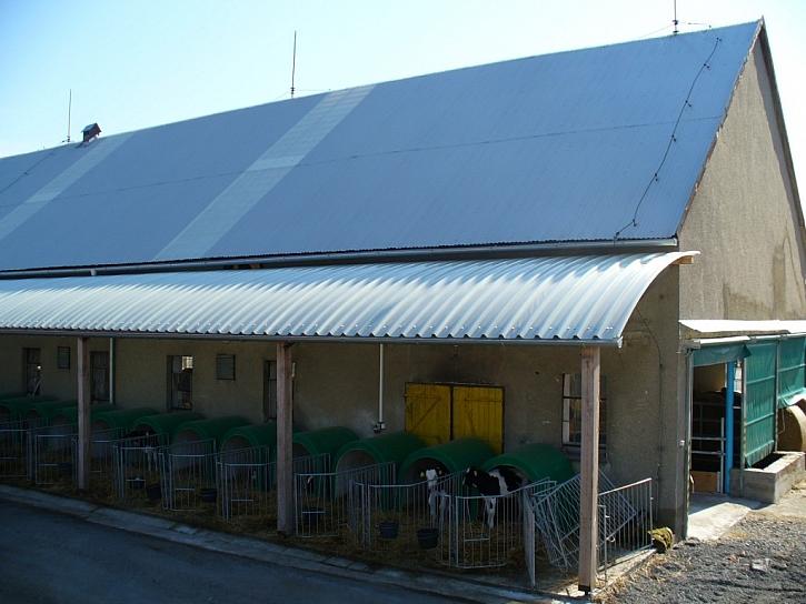 Zastřešení, izolace i prosvětlení zemědělských objektů na veletrhu TECHAGRO