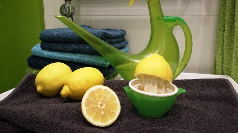 5 dobrých důvodů, proč vzít citron do koupelny