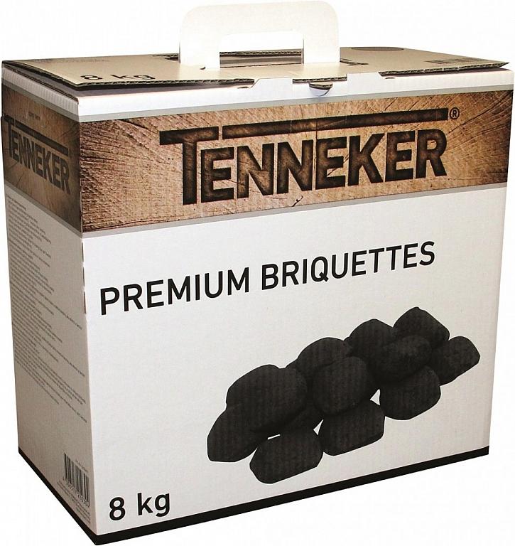 Dřevěné brikety Tenneker
