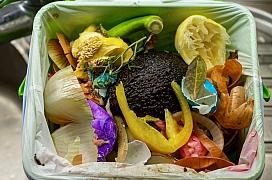 Založte si kompost v kuchyni