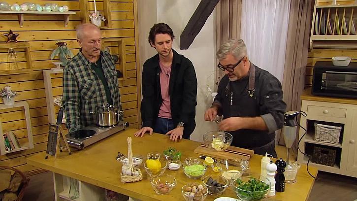 Ingredience pro vaření