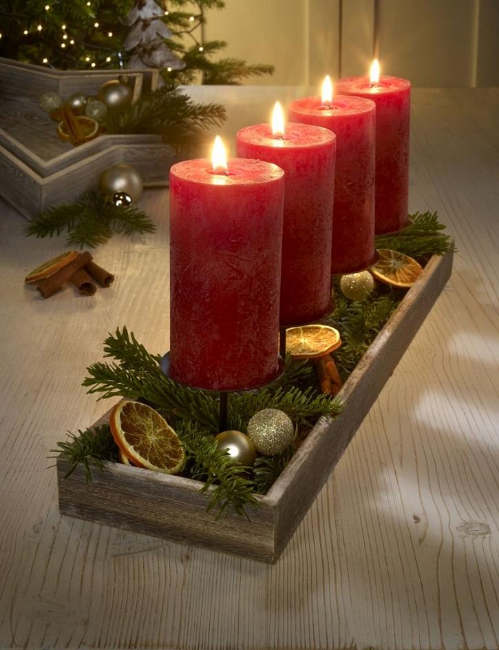 Původ vánočních tradic – stromek, ozdoby a věnec