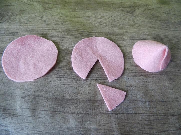 Růžová plsť