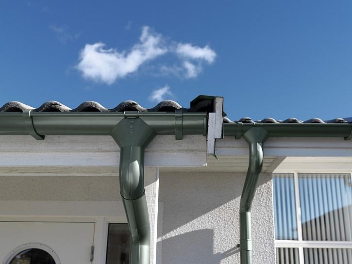 Příklad úspory se střechami Lindab