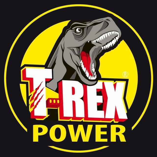 T-Rex lepí i těsní