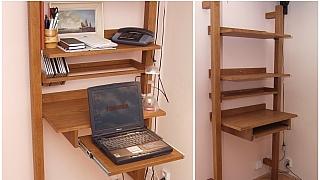 Udělejte si domácí počítačovou pracovnu