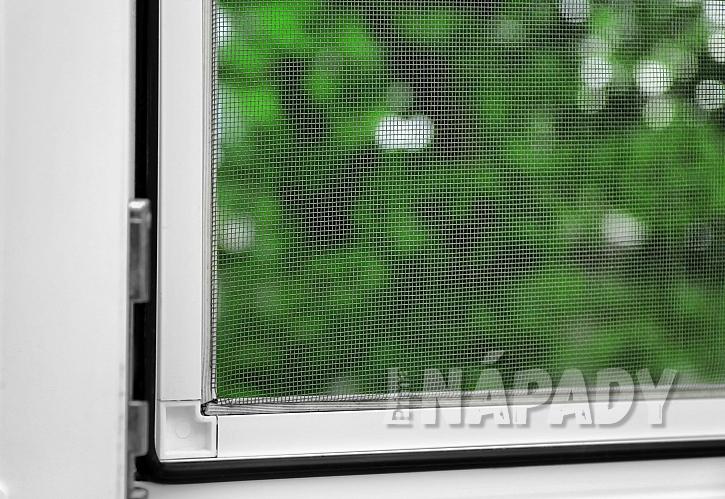 Sítě do oken – jednoduše a účinně zabrání návštěvě hmyzu u vás doma (Zdroj: depositphotos.com)