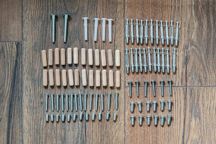 Chytrý spojovací materiál na nábytek (Zdroj: Depositphotos)