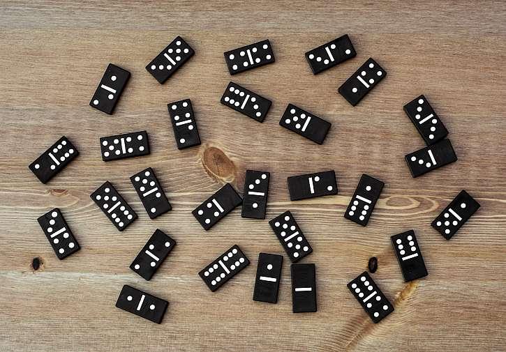 Černé domino