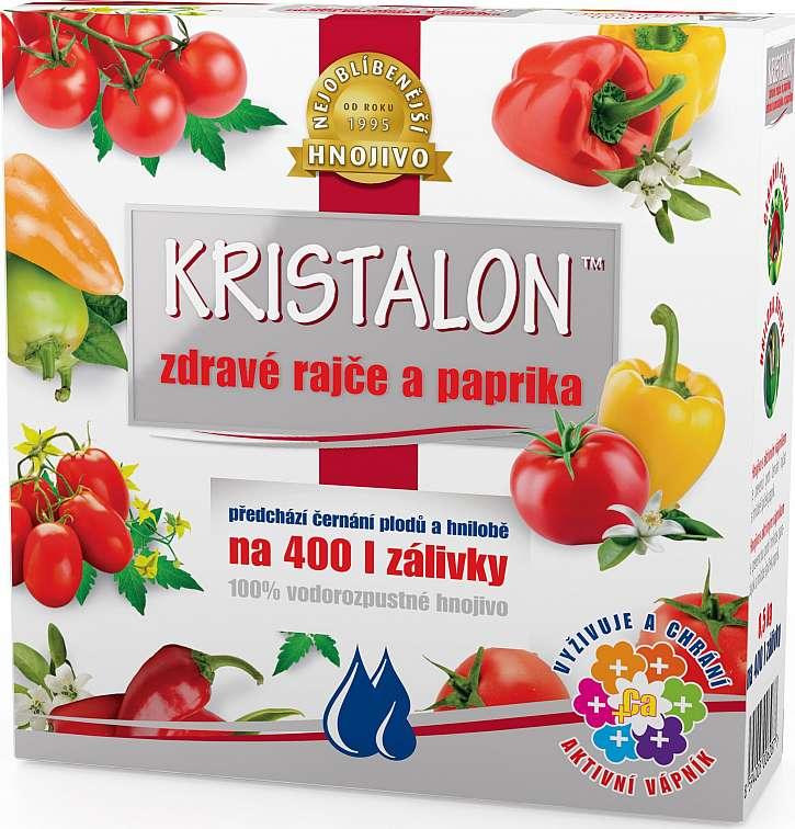 KRISTALON Zdravé rajče a paprika