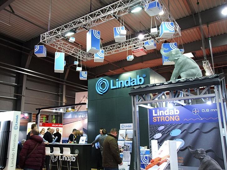 Ventilační a klimatizační systémy společnosti Lindab na veletrhu AquaTherm