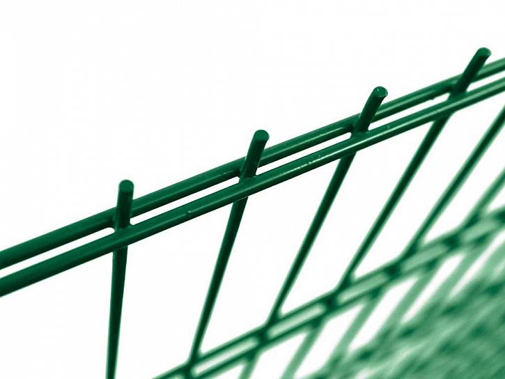 Nová příchytka k uchycení plotových panelů