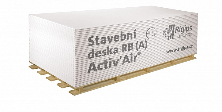 Máte doma čistý vzduch? Se stavebními deskami Activ Air budete mít!