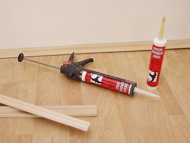 Pokládka plovoucí podlahy není těžká