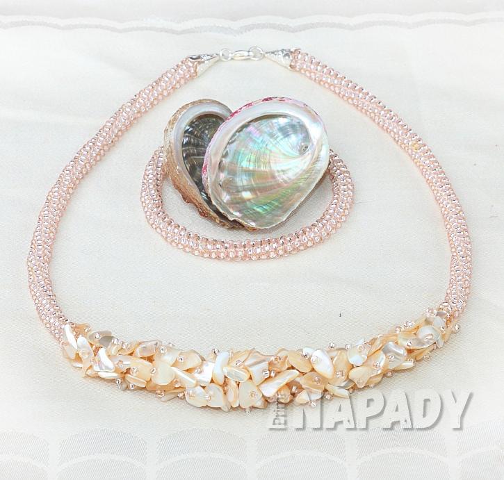 perleťový šperk (Zdroj: Vladimír Vítek)