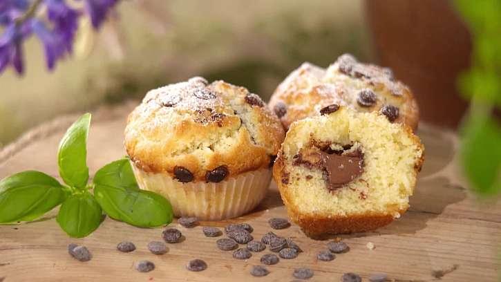 Tohle musíte ochutnat: piškotové čoko-muffiny