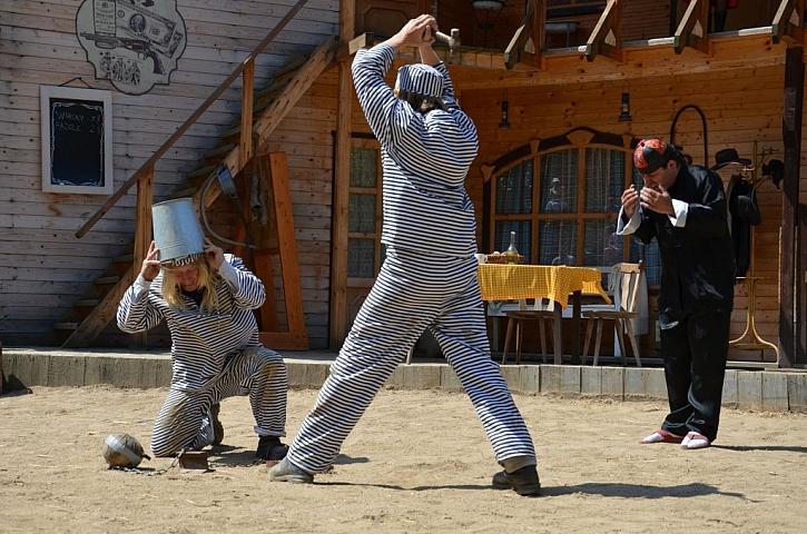 Šiklův mlýn láká na Den dětí velkou zvířecí show
