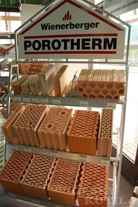 Katalog výrobků POROTHERM 2009: Nová inspirace pro bydlení