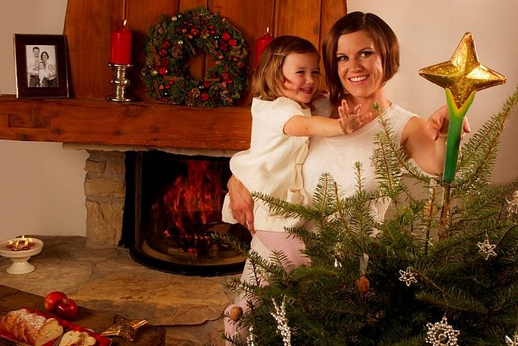 Desatero tradičního vánočního stromečku