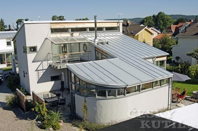 Jak si vybrat střechu z plechu