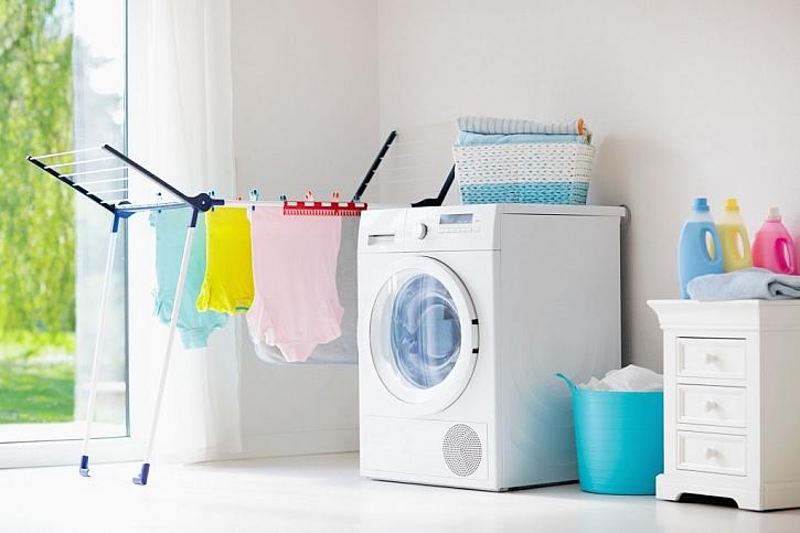 Prádelna a sušárna