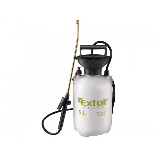 EXTOL CRAFT postřikovač tlakový zahradní, 5l