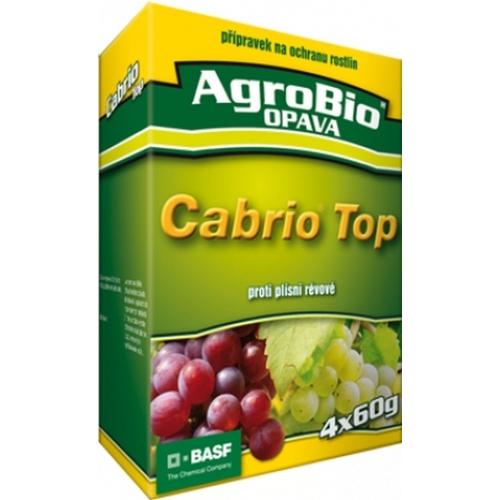 AgroBio CABRIO TOP proti plísni a padlí, 5x100 g 003176
