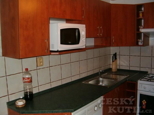 Rekonstrukce kuchyňské linky