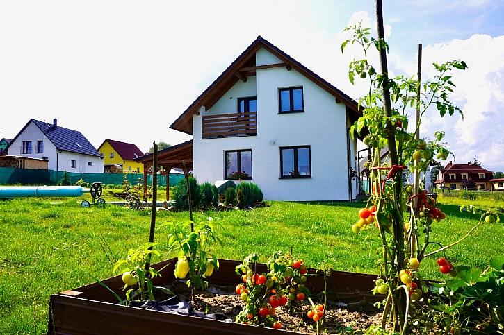 Bydlení ve vlastním a v zeleni