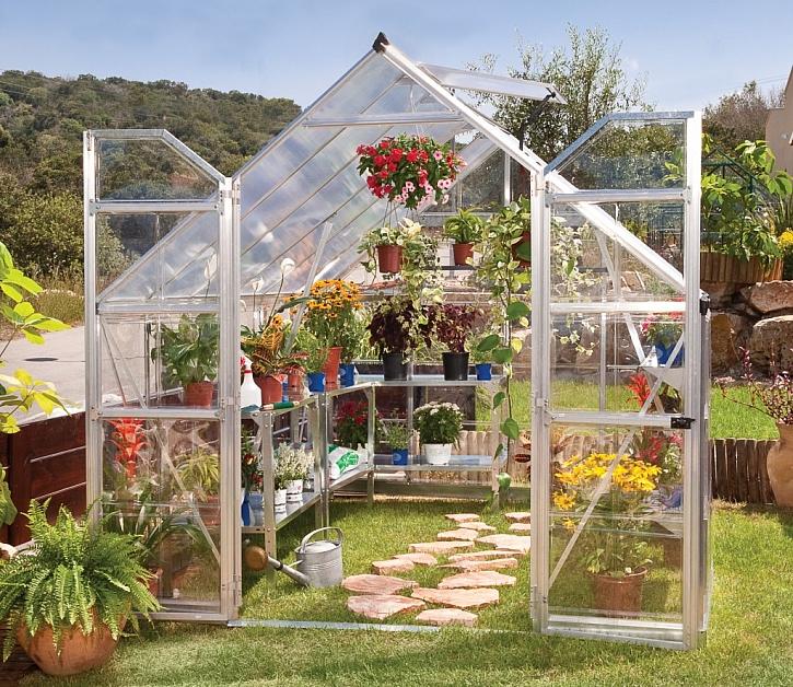 Garland – se skleníky Palram přijde jaro dříve