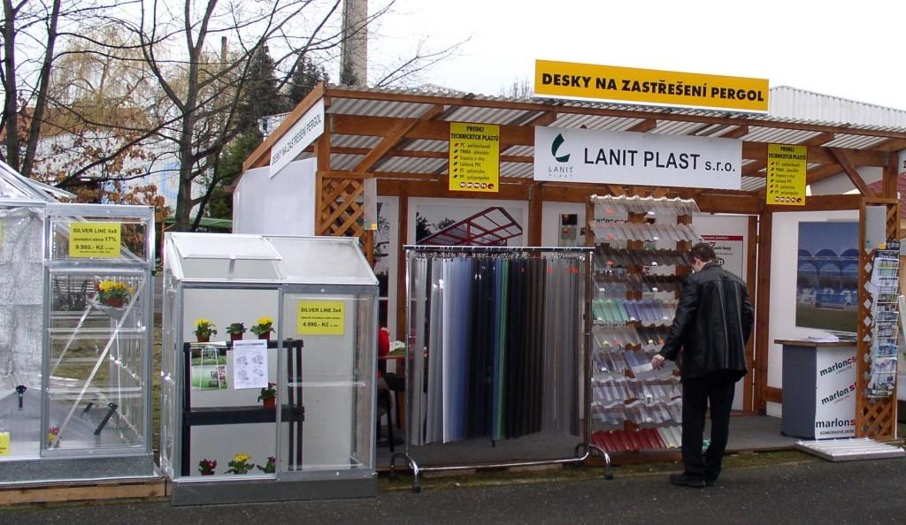 Lanit Plast vás zve na veletrh For Garden