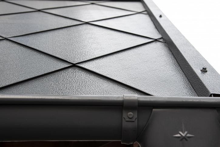 EVROšablona - kvalitní střecha v elegantním stylu