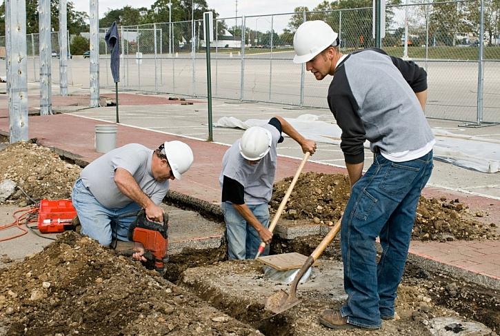 Se zemními vruty už není potřeba výkop ani betonování