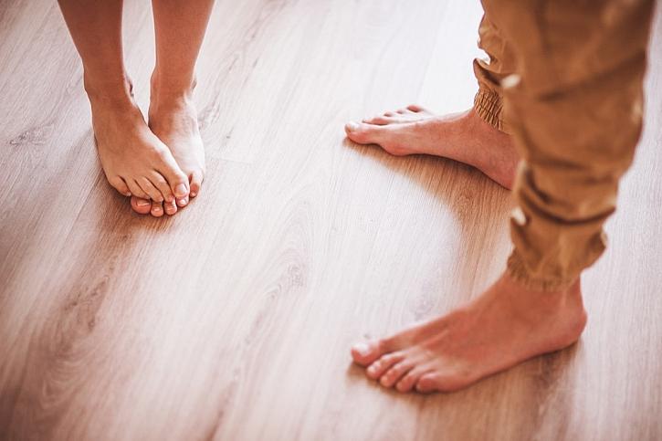 Podlahové vytápění a masivní dřevěná podlaha nejdou dohromady? Omyl!