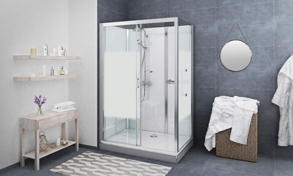 Bezpečná a pohodlná koupelna za jediný den? Ano, je to možné!