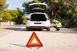 Drobný defekt pneumatiky nemusí být tragédie