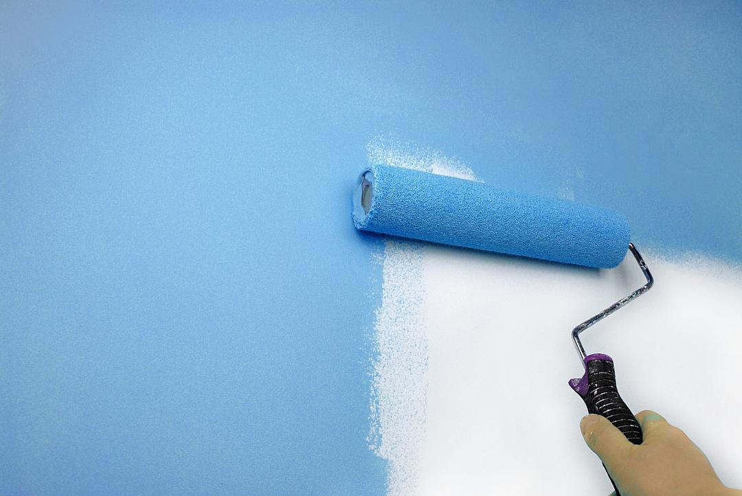 obrázek tématu: Malování v domácnosti